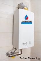 boiler financing