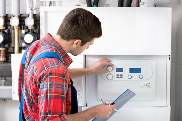boiler repair Withington